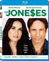 Keeping Up With The Joneses The Joneses Blu Ray