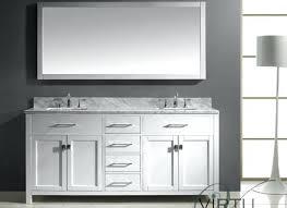 54 bathroom vanity double sink single bathroom vanity set with