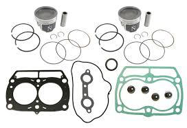 namura na 50070k1 polaris top end repair kit standard bore atv
