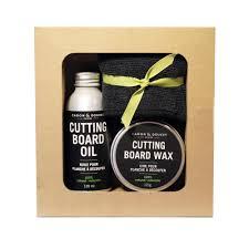 cutting board oil caron u0026 doucet