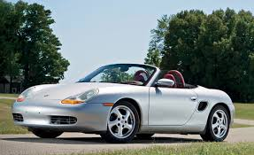 Porsche Boxster Base - best cars for 20k u2013 feature u2013 car and driver