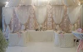 backdrop rentals moments in time wedding event rentals table front table