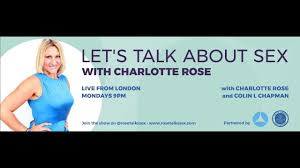 bedroom sex live the charlotte rose show special guest rita from bedroom taboo