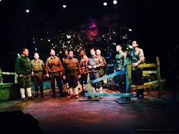 all is calm the christmas truce of 1914 mustard seed theatre