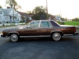 lexus used cars victoria nurture your inner grandpa the world u0027s nicest 1986 ford crown vic