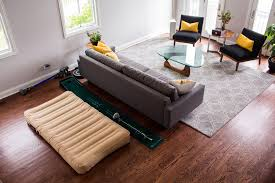 Laminate Flooring In Bedrooms Simplysleeper Ss 47t Ultra Tough Twin Air Bed With Built In Fully