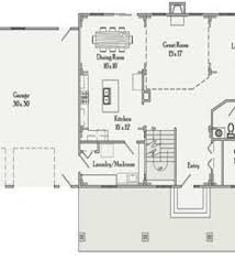 Two Story Rectangular House Plans Simple Two Story Rectangular House Design With Two Kitchen 2