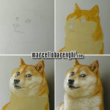Doge Meme - doge meme drawing step by step by marcellobarenghi on deviantart