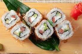 cuisine japonaise les bases les sushis japonais food roll traditionnelle japonaise à base de
