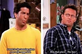 Friends Show Meme - some of the funniest quotes from the hit tv show friends others