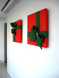 christmas wall decorations amazing diy christmas wall art ideas