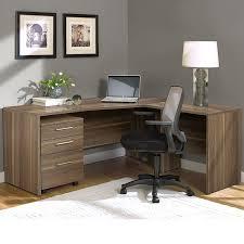 Corner L Desk Haaken Furniture Pro X Corner L Shape Executive Desk Reviews