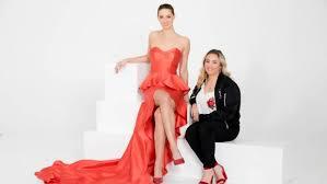 silverdale designer to debut dress at new zealand fashion week