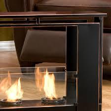 indoor portable fireplace binhminh decoration