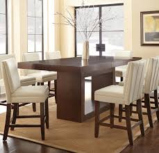Brayden Studio Antonio Counter Height Dining Table  Reviews Wayfair - High dining room sets