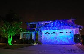 blue outdoor laser lights http www blisslights spright com the blisslight spright with the