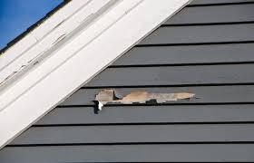 home owners repair peeling on cedar siding best exterior house