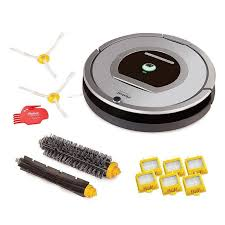 roomba 770 black friday irobot roomba 761 vacuum robot w replenishment kit 90 kohls