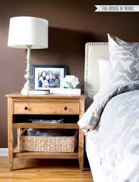 Bedroom Nightstand Ideas How To Build Diy Nightstand Bedside Tables