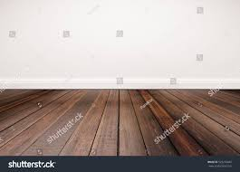 White Wall by Hardwood Floor White Wall Stock Photo 525276445 Shutterstock