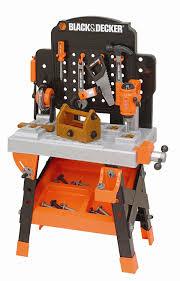 Weight Bench Set For Kids Amazon Com Black Decker Junior Power Workbench Workshop With