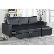 Sectional Sleeper Sofa With Storage Sleeper Sectional Sofas You Ll Wayfair