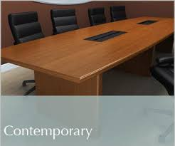 Office Meeting Table Contemporary Office Furniture Conference Tables Jasper Desk