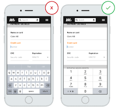 designing perfect text field clarity accessibility and user effort