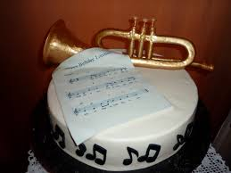 music cakes cake fanatica