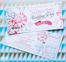 Wedding Invitations Glasgow Gerbera Daisy Flower Wedding Stationery Wedfest