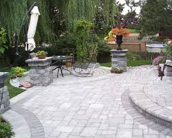 chinese garden paving installing concrete slabs yard loversiq
