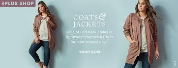 plus size light jacket plus size coats jackets hudson s bay