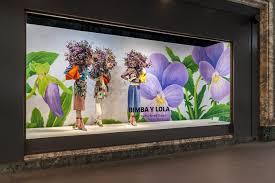 in bloom irene laschi for printemps u2013 vm daily