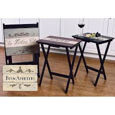 target tv snack tables 12 best tv tray makeovers images on pinterest tray tables folding