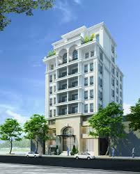 3d apartment detailed neoclassical apartment building 3d model max