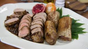Lidia S Kitchen Recipes by Make Lidia Bastianich U0027s Pork Tenderloin With Balsamic Onions