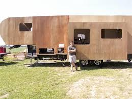 Slide Out Awnings For Travel Trailers How This Man Built His Own Diy Rv Slide Out