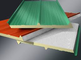 insulated metal panel roof systems