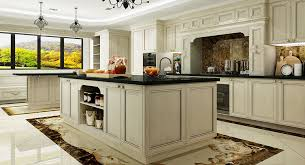 solid wood kitchen furniture traditional ashtree solid wood grain double island kitchen cabinet