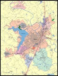 map waco editable waco tx city map illustrator pdf digital vector maps