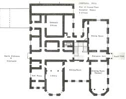 victorian manor floor plans campsall hall doncaster history