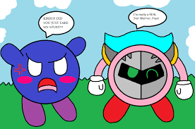 s stuff what if kirby took all of meta s stuff by penelopehamuchan