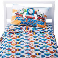 Thomas Single Duvet Cover Thomas And Friends Sheet Set Twin Target