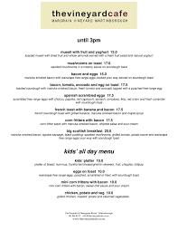 Thanksgiving Dinner Menu Template Menus U2013 Martinborough Top 10 Holiday Park