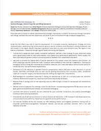 executive curriculum vitae personal branding statement resume resume for study