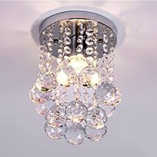 Small Flush Mount Ceiling Lights Navimc Mini Modern Chandeliers Drop Pendant Flush