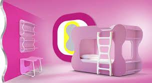 futuristic neoset pink bed furniture design by karim rashid image