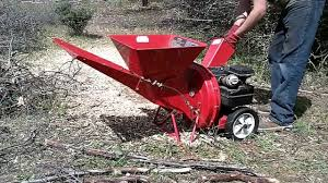 mtd 5 hp chipper youtube