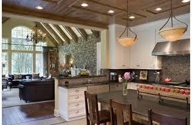 cucine e soggiorno gallery of come arredare una cucina e soggiorno insieme ambiente