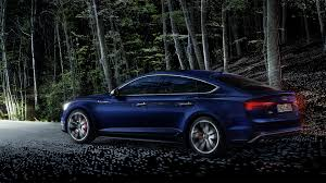 2018 audi a5 s5 u0026 rs5 sportback audi richmond